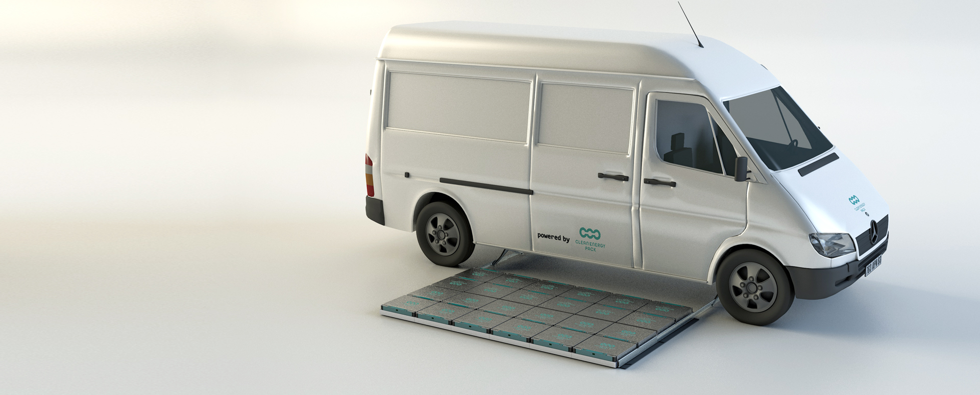 Clean Energy Pack Sprinter Application